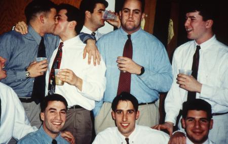 Boys take a picture, c.1995