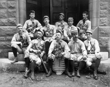 Baseball Team, 1889