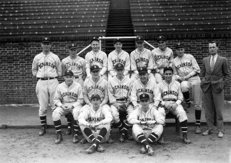 Baseball Team, 1936