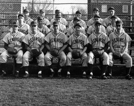 Baseball Team, c.1960