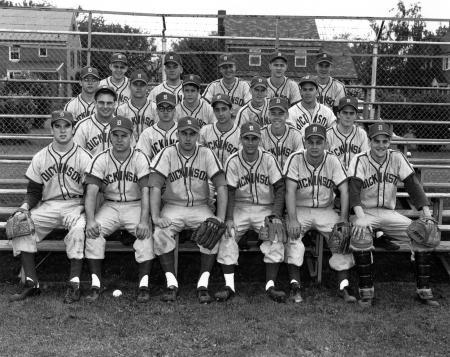 Baseball Team, 1961