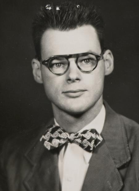 Arthur Edward Arnold II, 1950
