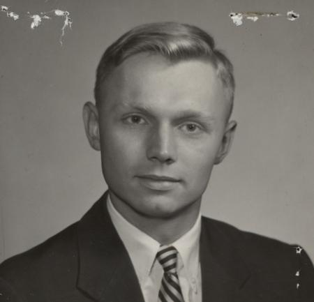 """Ward """"Henry"""" Adams, c.1960"""