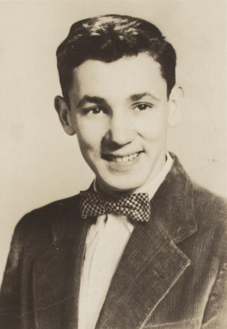 Mario Robert Bartoli, 1958
