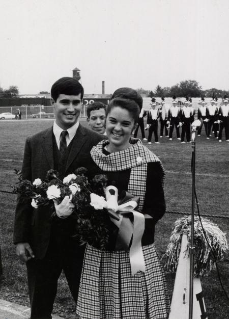 Homecoming queen, 1968