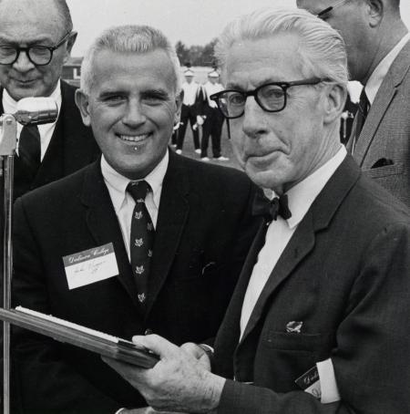 Award ceremony, 1968