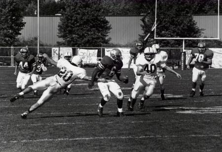 Homecoming Football game, 1996