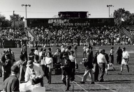 Homecoming Football game, 1998
