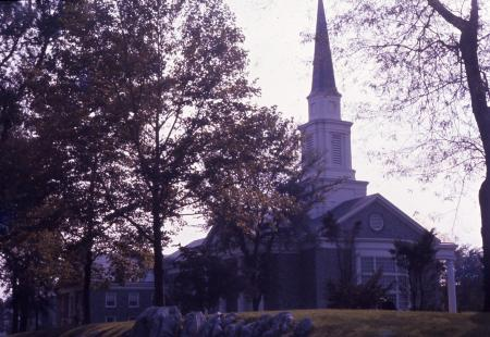 Allison United Methodist Church, c.1960