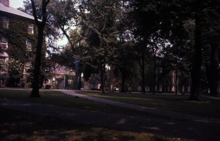 Academic quad, c.1960
