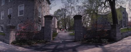 Academic Quad, c.1985