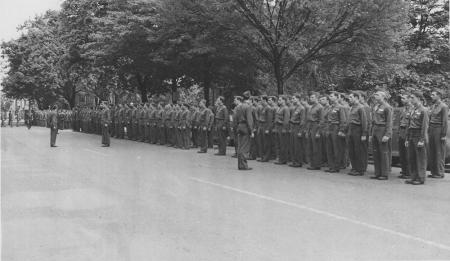 32nd Army Air Corps Cadets, 1944