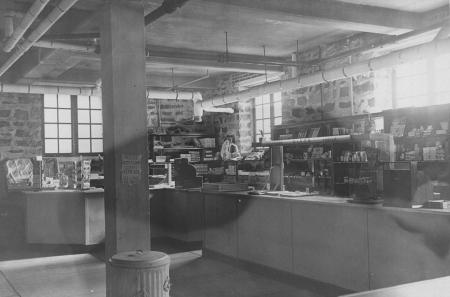 32nd College Training Detachment general store, 1944