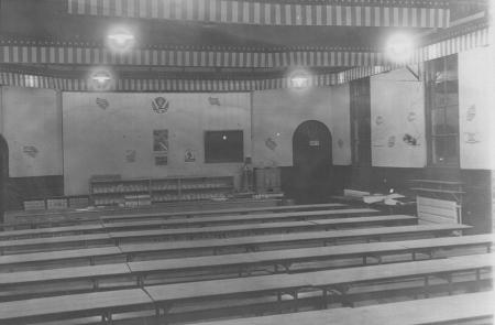 Cadet Mess Hall, 1944