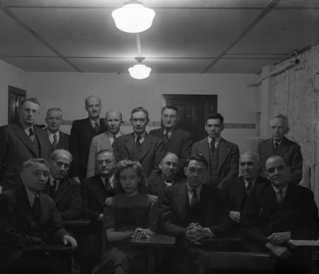 32nd College Training Detachment faculty, 1944