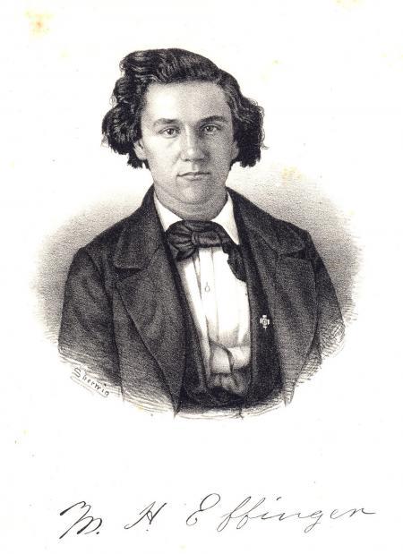 William H. Effinger, 1857
