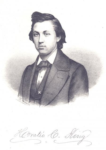 Horatio C. King, 1858