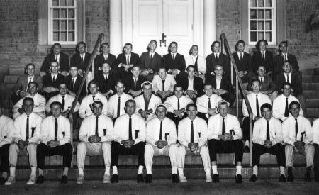 """D"" Club members, 1962"