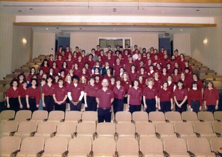 College Choir Messiah Sing-Along, 1986