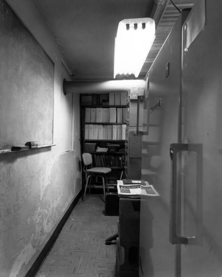 Baird Biology Building office, c.1950