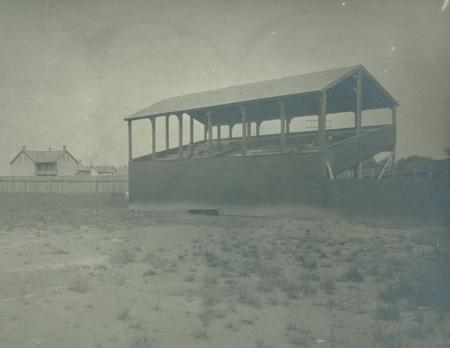 Athletic field, c.1895