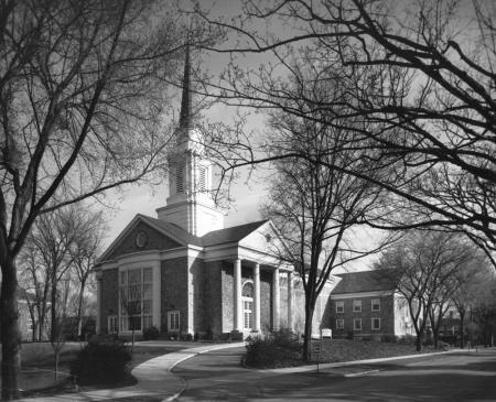 Allison United Methodist Church, 1963