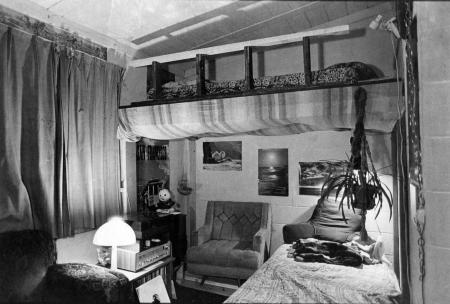 Fraternity Quadrangle Dorm Room, C1975  Dickinson College. How To Decorate A Small Living Room With A Fireplace. Modern Red Black And White Living Room. College Apartment Living Room Decorating Ideas. Green Living Room Design. Used Living Room Sets For Sale. Living Room Planner. Living Room Chair Cushions. Living Room In Brown Color Scheme