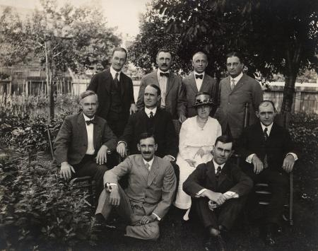 25th Reunion of the Class of 1894, 1919
