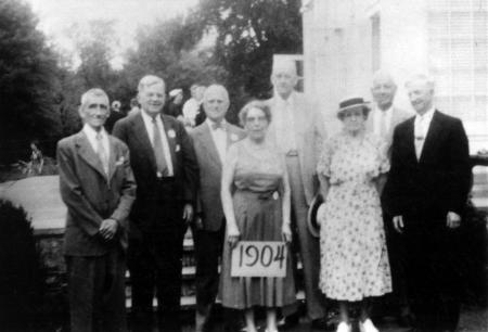 50th Reunion of the Class of 1904