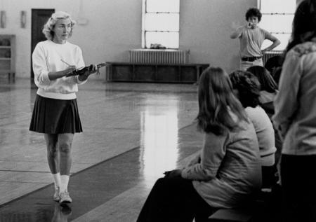 Kathleen W. Barber, c.1980