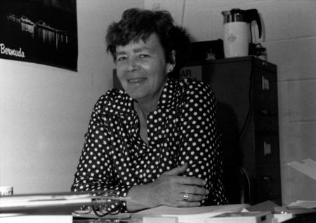 Betty M. Barnes, c.1980