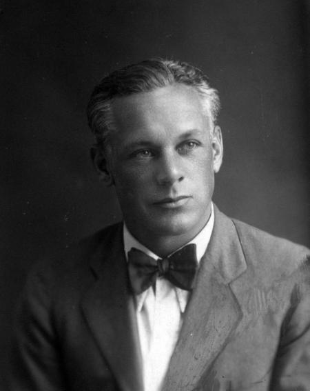Gerald Barnes, c.1930