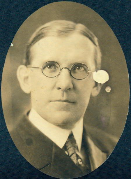 John Manly Arters, c.1925