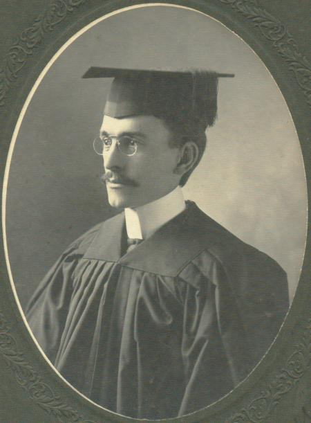 William Landstreet Armstrong, 1900