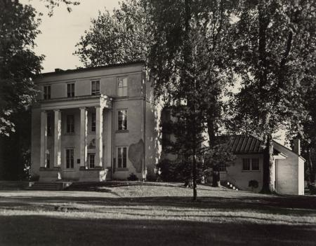 Baird Biology Building, 1953