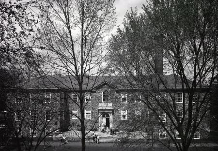 Althouse Hall, c.1960