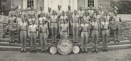 32nd Army Air Corp Band Detachment, 1943