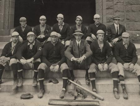 Baseball Team, 1913