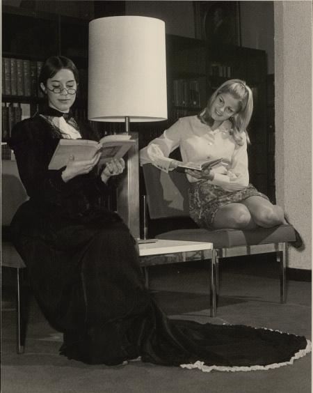 Homecoming queens, 1968