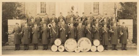 32nd Army Air Corp Band Detachment, 1944