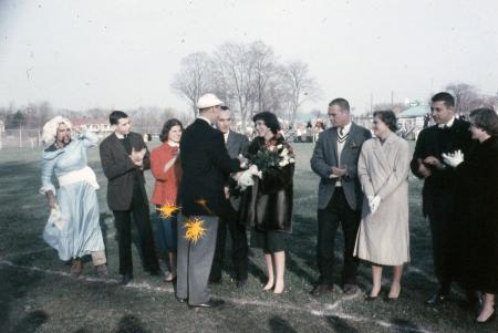 Homecoming queens, 1958