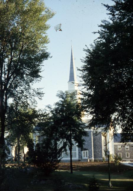 Allison United Methodist Church, 1958