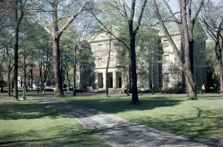 Bosler Hall, 1959