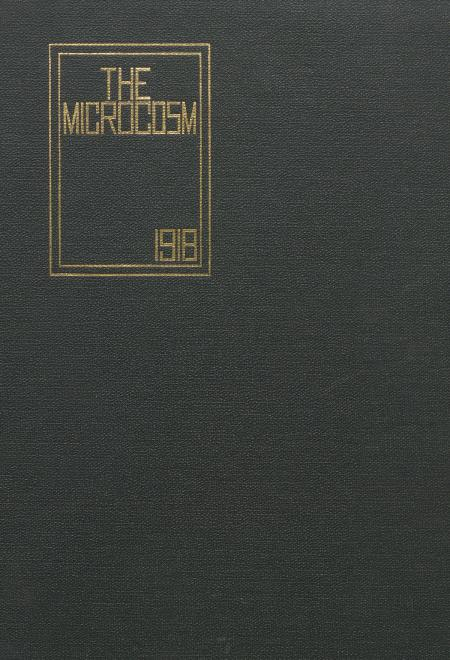 Microcosm yearbook for 1916-17