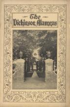 Dickinson Alumnus, May 1923