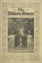 Dickinson Alumnus, November 1923