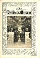 Dickinson Alumnus, February 1924