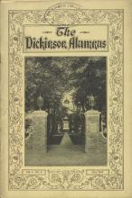 Dickinson Alumnus, May 1924