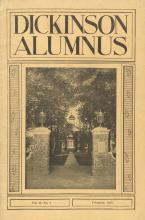 Dickinson Alumnus, February 1935