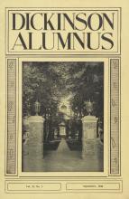 Dickinson Alumnus, September 1944